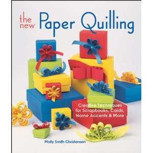 Lark Books The New Paper Quilling: Electronics