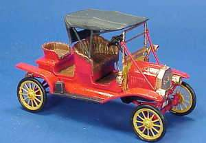 48 WISEMAN 1909 MODEL T FORD ROADSTER KIT NM 901TU NATIONAL MOTOR CO