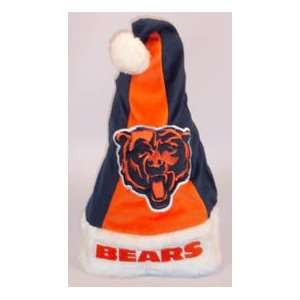 CHICAGO BEARS NFL Football SANTA HAT for Christmas Great