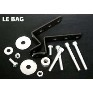 LE BAG installation kit   Kawasaki Vulcan 800 Classic and Custom 04 to