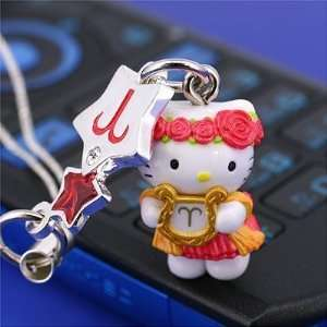 Sanrio Hello Kitty Astrologic Venus Star Charm Cell Phone