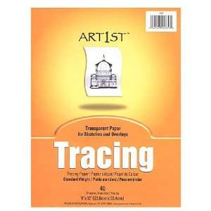 Pacon Art1st Tracing Paper Pads 14 in. x 17 in.: Home & Kitchen