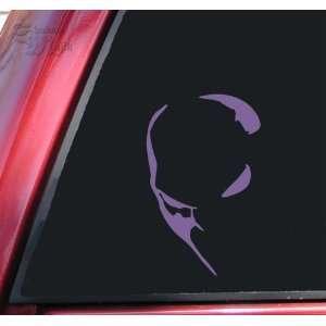 Spawn Face Vinyl Decal Sticker   Lavender Automotive