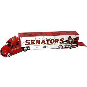 Ottawa Senators 164 Scale Die Cast Transport Truck