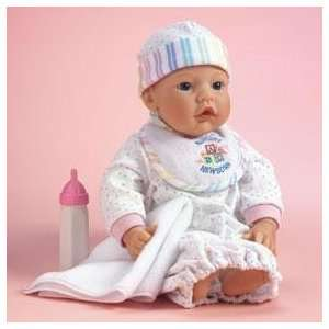 Lee Middleton My First Nusery Baby Doll 2+ Polka 14.25