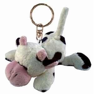 Plush Plus Keychain   Cow Toys & Games