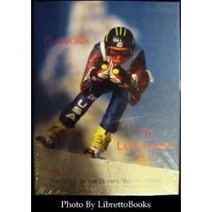 The Glory of the Olympic Winter Games U. S. Olympic Committee Books