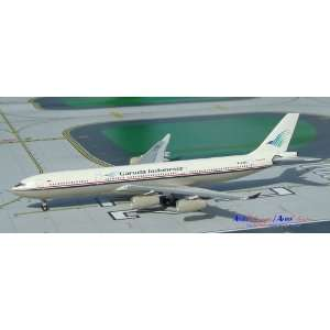 Aeroclassics Garuda Indonesia A340 300 B 2389 Model