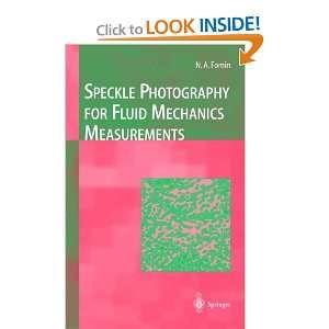 Experimental Fluid Mechanics) (9783642083570) Nikita A. Fomin Books
