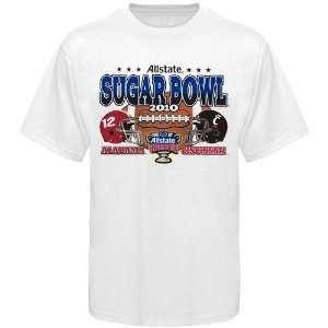 Alabama Crimson Tide vs. Cincinnati Bearcats White 2010 Sugar Bowl