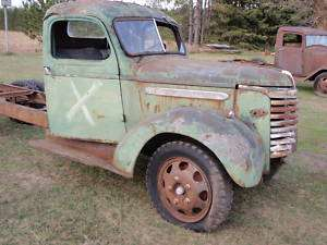 1939 or 1940 GMC truck