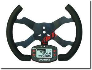 RACING GO KART MYCHRON 3 4 MC4 OVAL STEERING WHEEL NEW