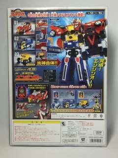 Power Rangers RPM Go Onger DX ENGINOH Megazord BANDAI VHTF