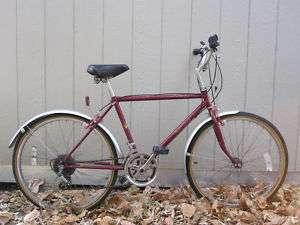 VTG Gold Cup cruiser/cross bike bicycle 18 mens