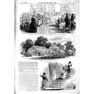 1849 PRINCE ALBERT KINGSTOWN HARBOUR DUBLIN GLASNEVIN