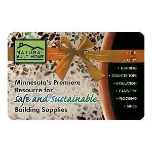 Natural Built Home Gift Card  Kitchen & Dining