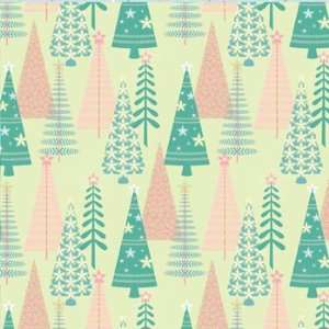 Swell Noel Christmas Trees Flat Paper   25 pack Arts