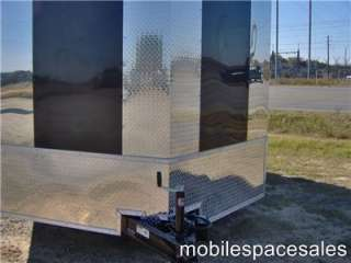 nose 18 inside car hauler enclosed motorcycle cargo trailer NEW