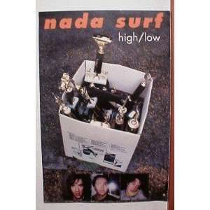 Nada Surf Promo Poster