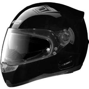 Nolan Solid N85 Full Face Motorcycle Helmet w/ Free B&F Heart Sticker