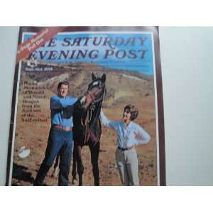 The Saturday Evening Post Magazine (Happy Memories of Ronald & Nancy
