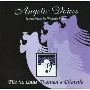 Angelic Voices CD (Sacred Music for Womens Voices