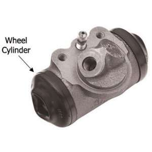 Accel Wheel Drum Brake cylinder For Harley Davidson FL FLH