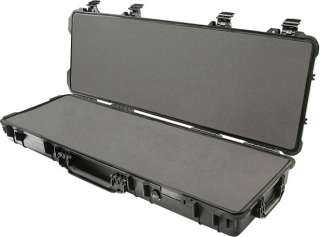 Pelican Protect  1720 Black  Hard Gun Case w/ Wheels  Fits Rifles