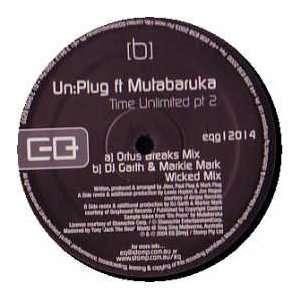 UN PLUG FT MUTABARUKA / TIME UNLIMITED: UN PLUG FT MUTABARUKA: Music