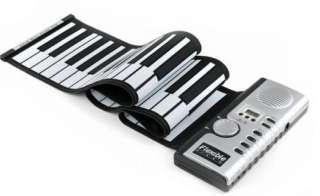 Soft Silicone portable Flexible Roll Up Electronic Keyboard Piano New