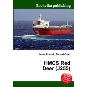 HMCS Red Deer (J255) Ronald Cohn Jesse Russell Books