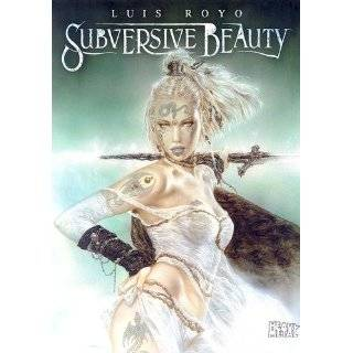 Art of Luis Royo Wall calendar (9781935351429): Heavy Metal: Books