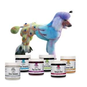 Top Performance Pet Dog Hair Dye Gel 4z Tango Turquoise