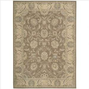 Persian Empire PE22 Mocca Oriental Rug Size: 12 x 15