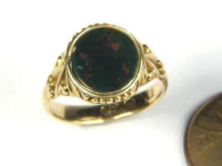 high quality, distinctive and hugely wearable antique signet ring