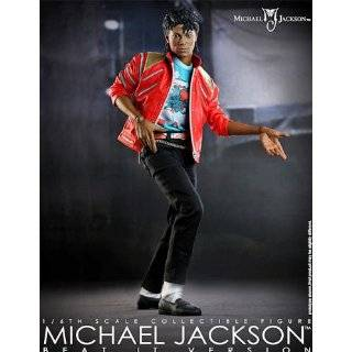 Scale M Icon Beat It Michael Jackson 10th Anniversary Exclusive