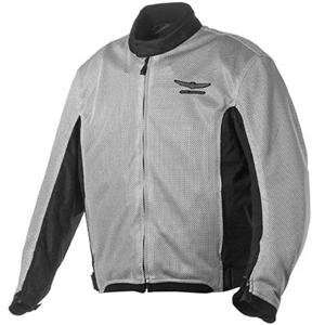 Honda Collection Gold Wing Millenium Mesh Jacket   2X Large/Grey/Black