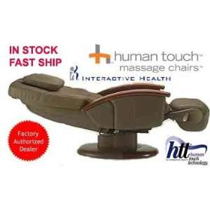 Human Touch HT 136 Stretching Robotic Massage Chair