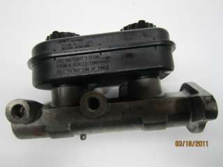 78 93 Dodge Truck Van Ramcharger Brake Master Cylinder