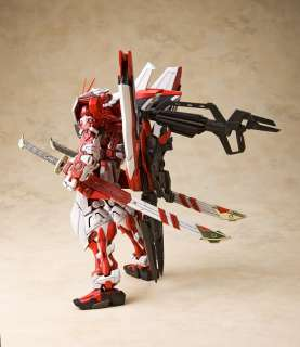 Bandai Gundam MG 1/100 129 MBF P02 Asray Red Frame Kai Model Ki