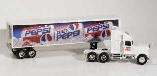 Ertl Diecast Pepsi International Tractor Trailer MIB