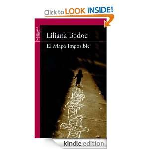 El Mapa Imposible (Spanish Edition) Liliana Bodoc  Kindle