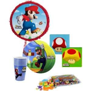 Super Mario Bros. Party Supplies Pinata Party Accessory