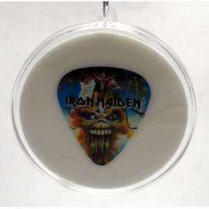 Iron Maiden Eddie The Evil That Men Do Guitar Pick With MADE IN USA