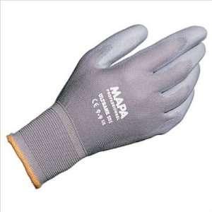 MAPA Professional 457 551438 Size 8 Lg Ultrane 551Polyurethane Glove