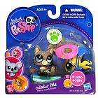 Littlest Pet Shop Collector 2 Pack Wolf #1953 & Goldfish #1954   NEW