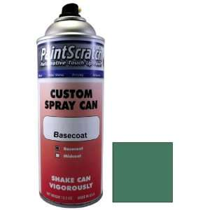 12.5 Oz. Spray Can of Jet Green Metallic Touch Up Paint