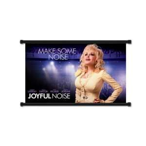 Joyful Noise Movie Fabric Wall Scroll Poster (32 x 20