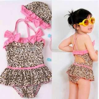 BABY GIRL SWIMSUIT SWIMWEAR BIKINI BATHING SUIT CHILDREN CLOTHES