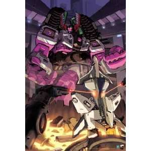 Transformers Armada #6 Cover Poster: Home & Kitchen